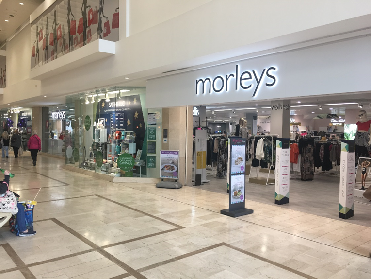 Morleys department store