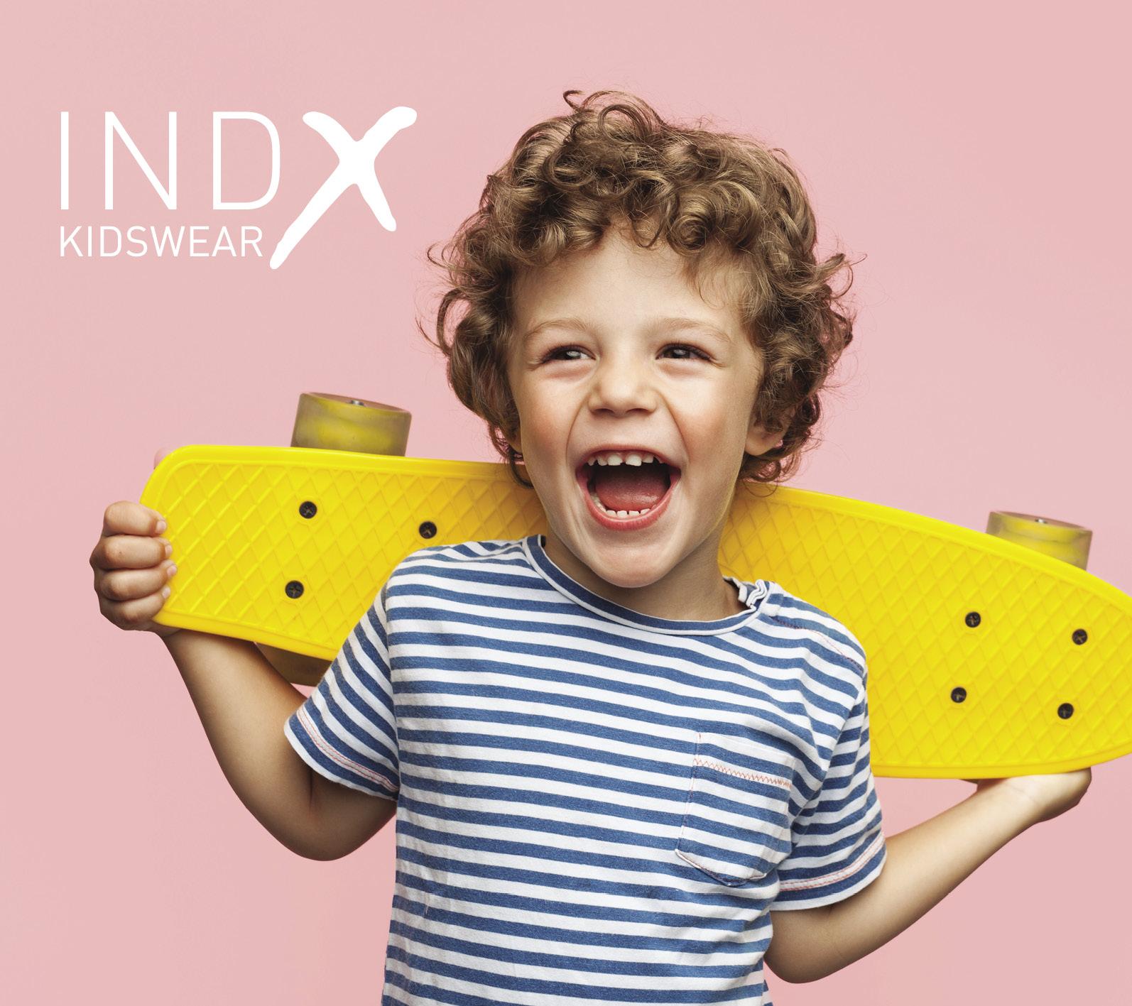 INDX Kidswear Show SS20