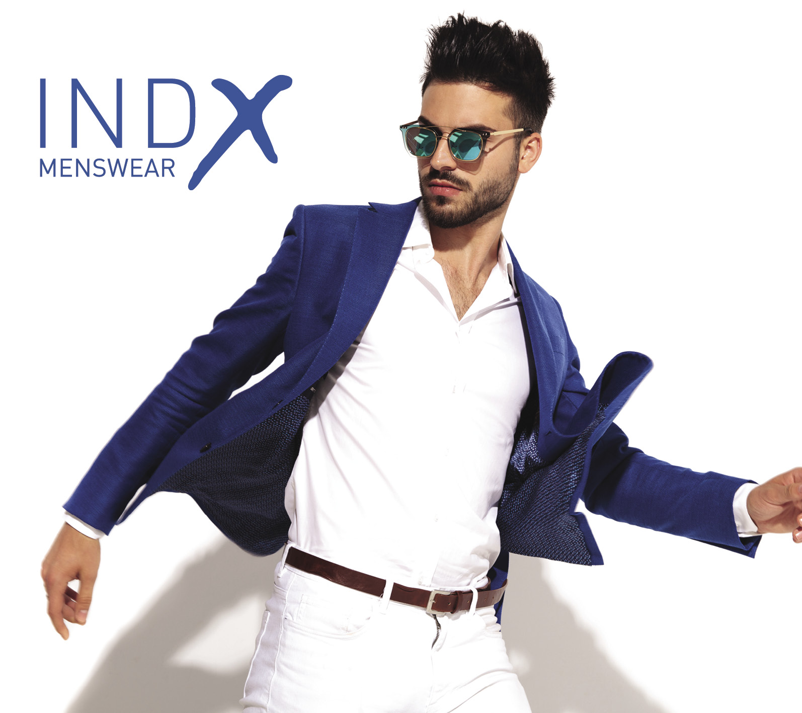 INDX Menswear Show SS20 2019