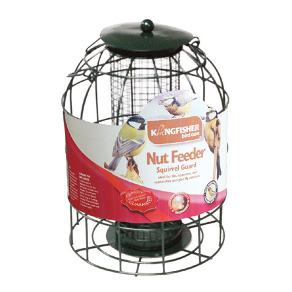 Squirrel Guard Protector Nut Feeder
