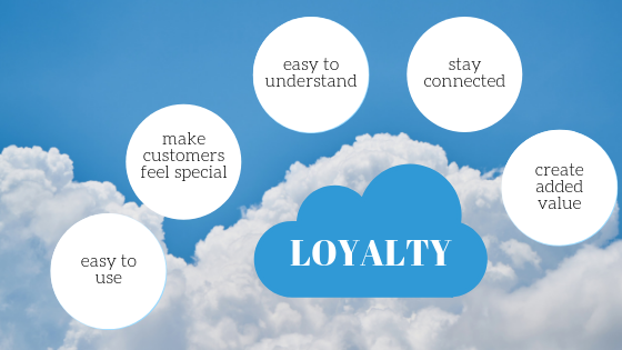 Loyalty schemes make customers feel special