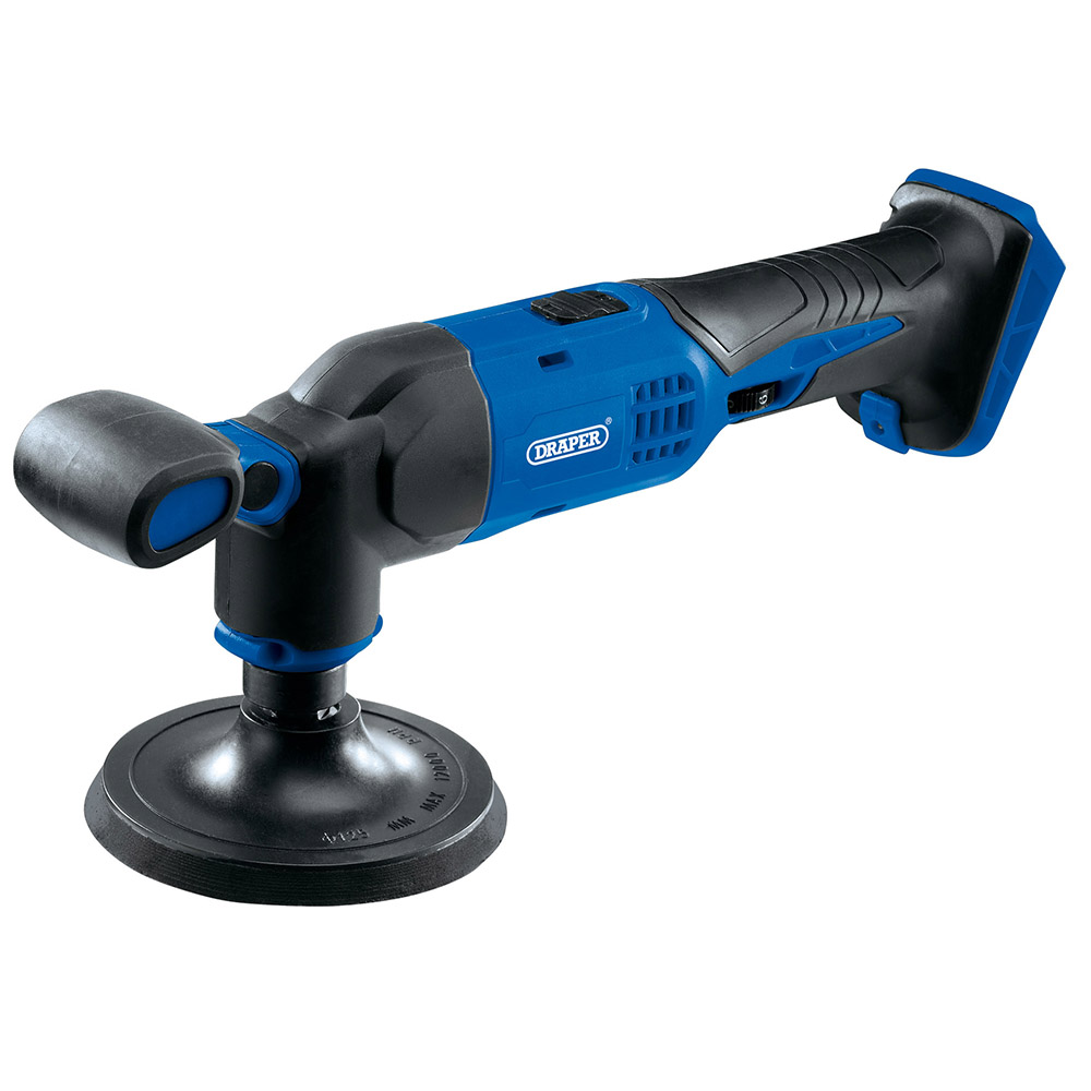 Dual Action Sander/Polisher from Draper Tools