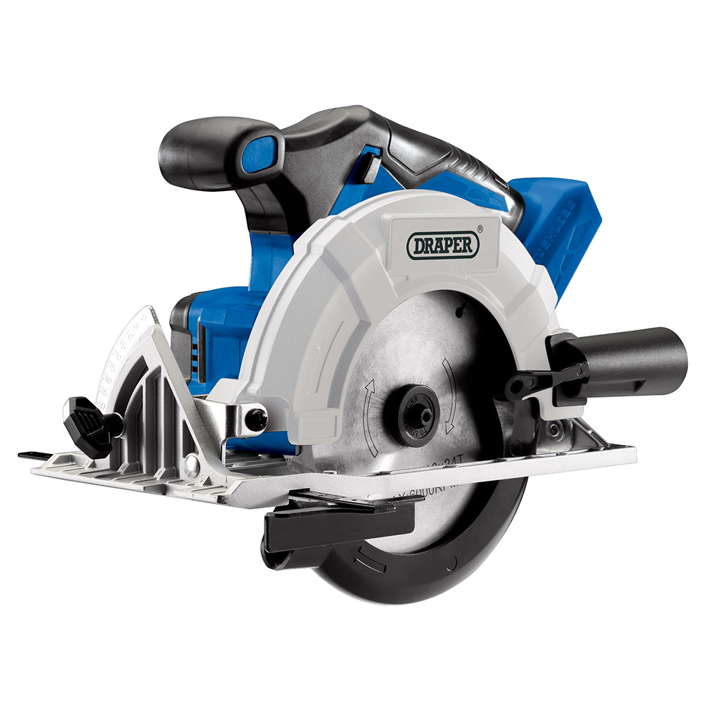 Brushless Circular Saw from Draper Tools
