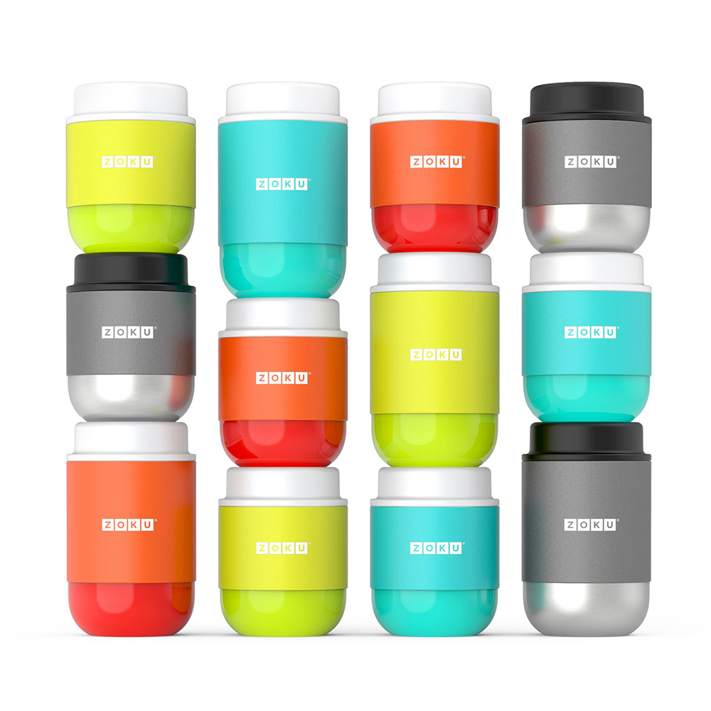 Zoku food storage containers from Burton McCall