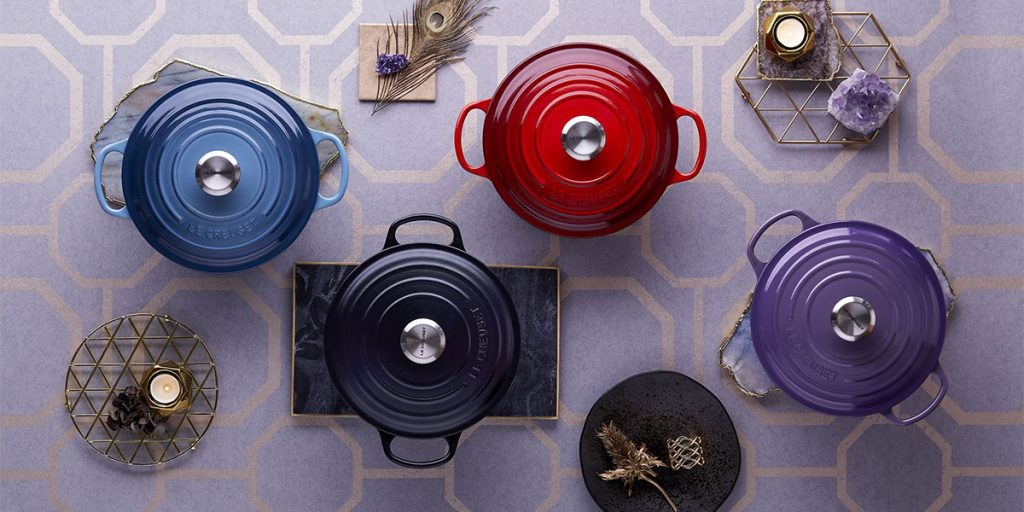 Le Creuset Flavour Revival Collection