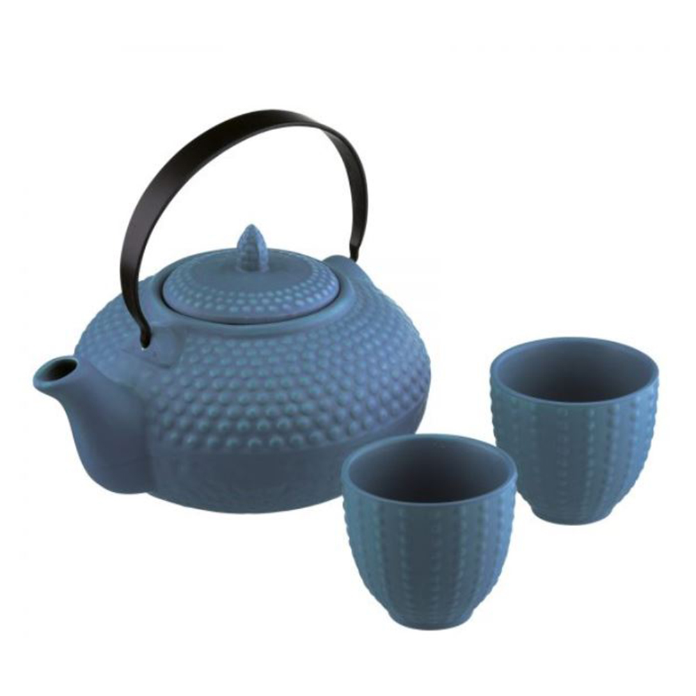 Cast Iron Tea Set from The DRH Collection