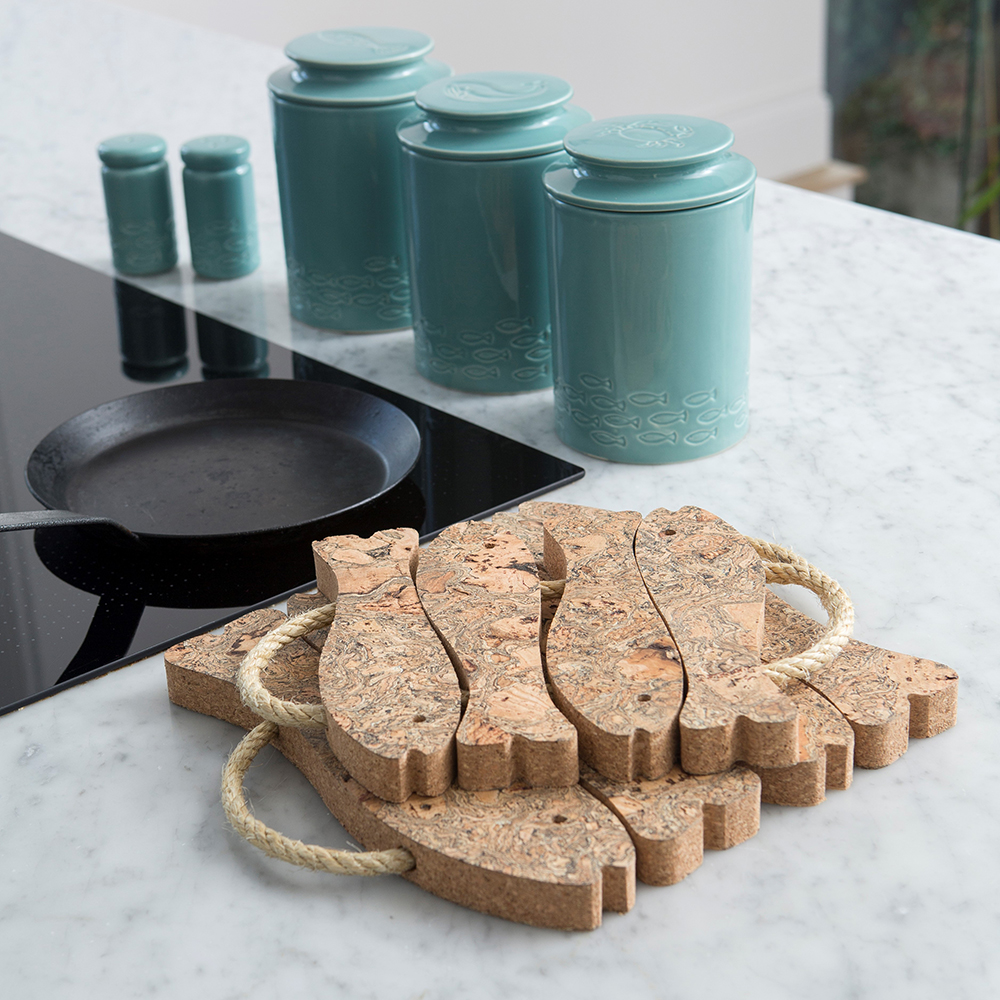 Cork Trivets from T&G Woodware