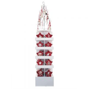 Bailey & Brooke Bira Direct Christmas Decoration stand