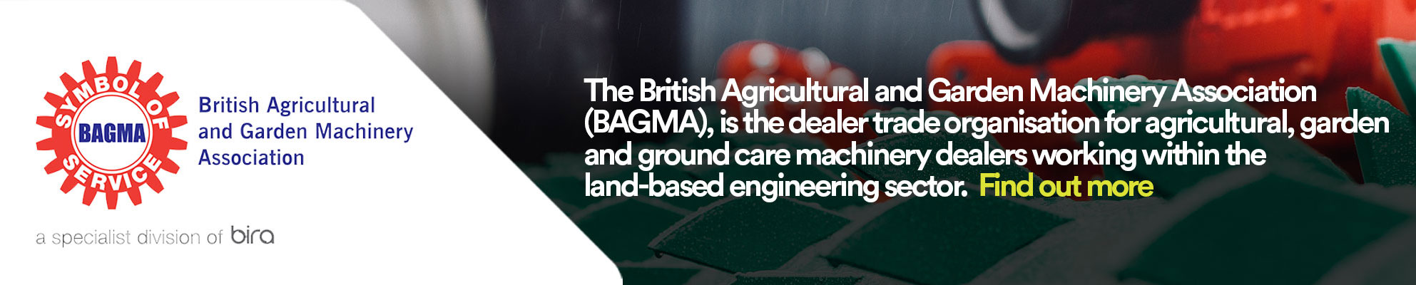 British Agricultural and Garden Machinery Association (BAGMA)
