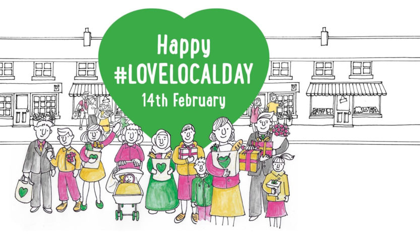 Happy #Lovelocalday with ShopAppy on 14th February