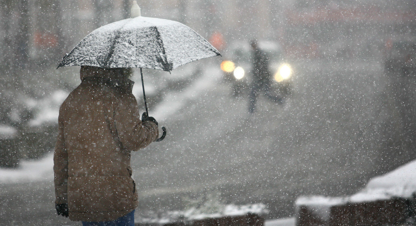 Winter Weather Damage is a cause of concern for independent retailers. Here's how to avoid it. Weather-proof your pocket