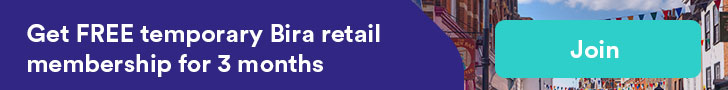 Free Temporary Membership Coronavirus Support Package for retail businesses