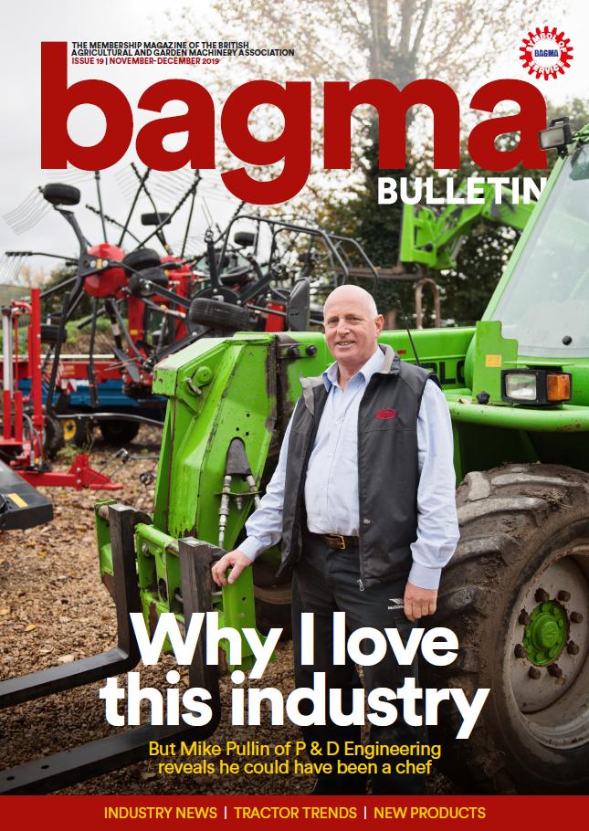 Bagma Bulletin November/Dec 2019