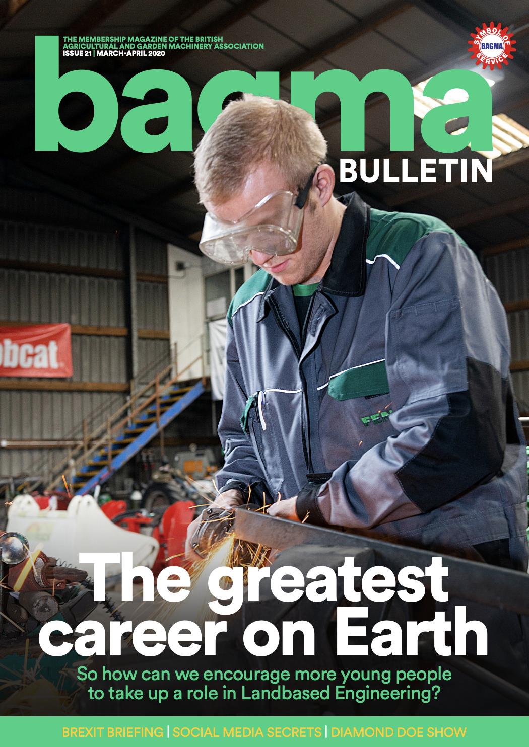 Bagma Bulletin Magazine March/April 2020