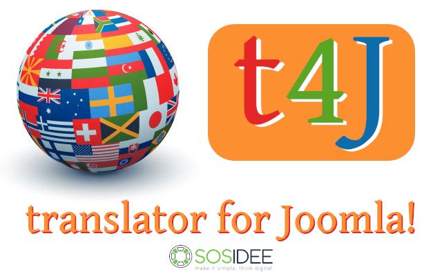 Come tradurre le estensioni di Joomla!