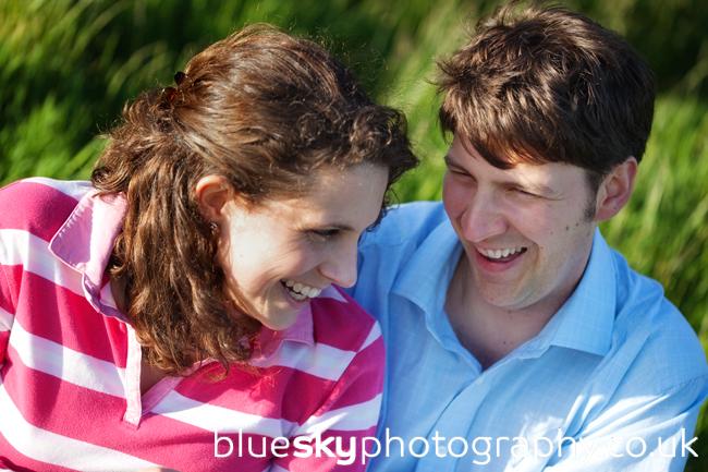 Claire and Josh