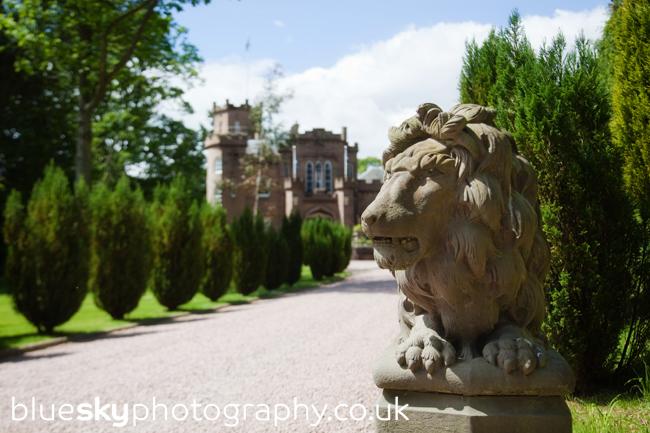 Drumtochty Castle