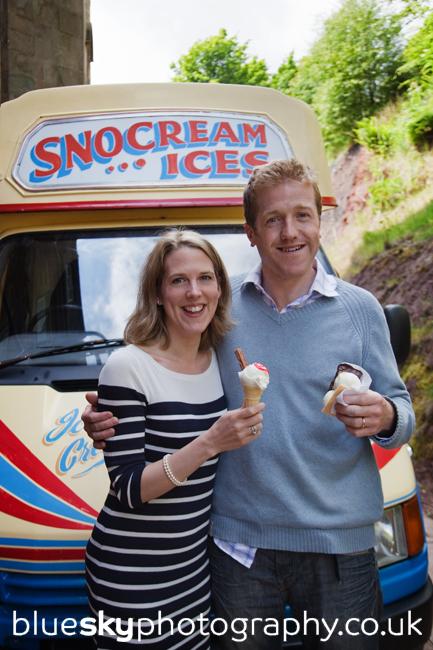 Rachael, Ian & the Ice Cream Van