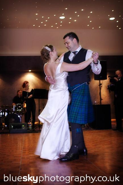 Sarah & Ian's first dance