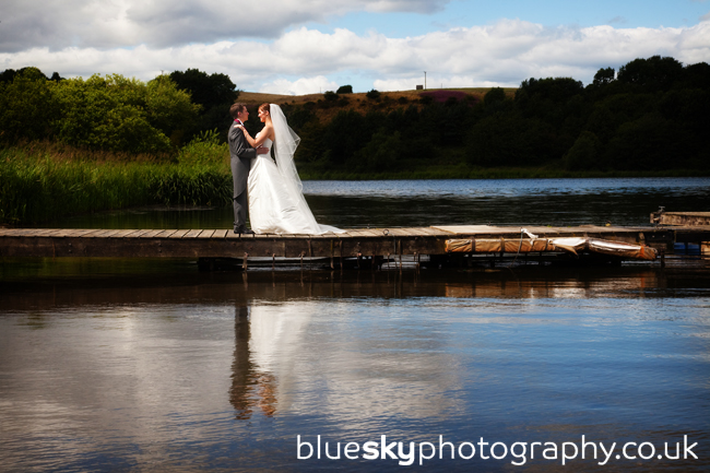 Amanda & Steve at Linlithgow Loch, Linlithgow