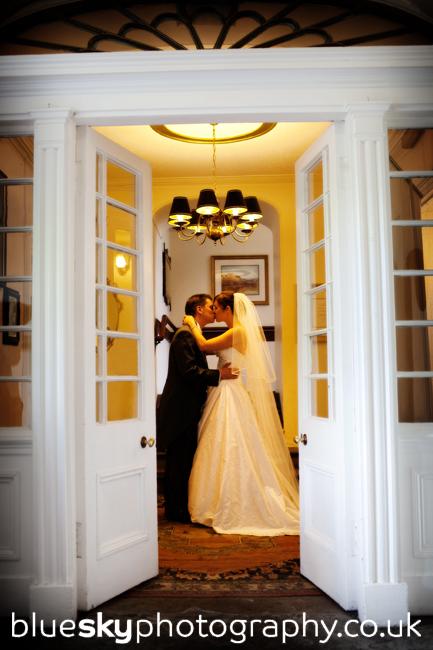 Amanda & Steve at Houston House Hotel, Uphall