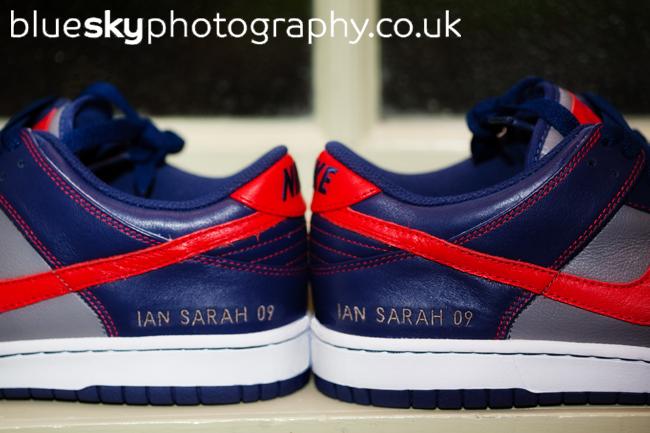 Ian's trainers