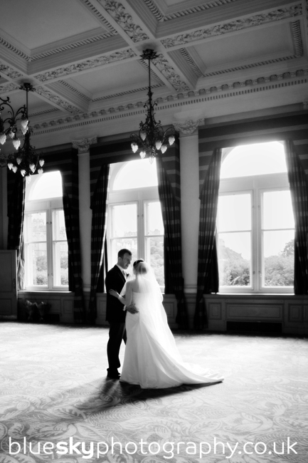 Amanda & Philp at The Balmoral Hotel, Edinburgh