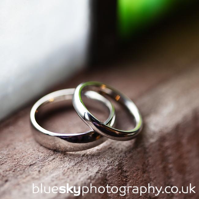 Dawn & Bryan's Rings