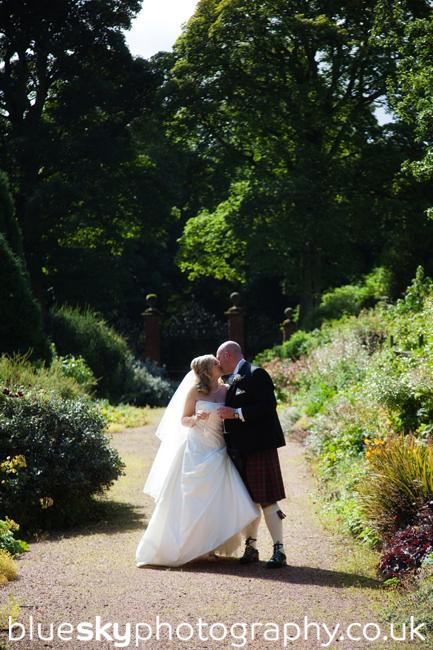 Jane & Stuart at Kirknewton Stables