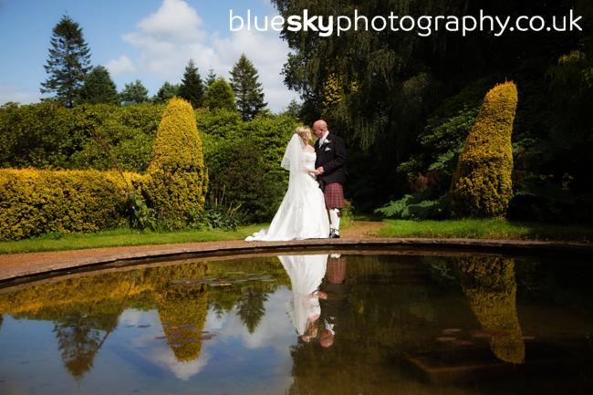 Jane & Stuart at Kirknewton Stabes