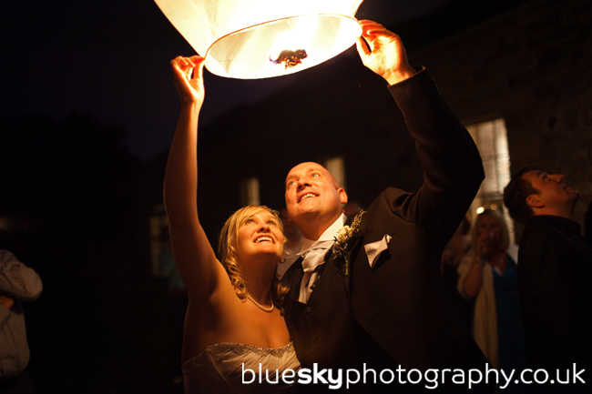 Jane & Stuart's Chinese Lantern