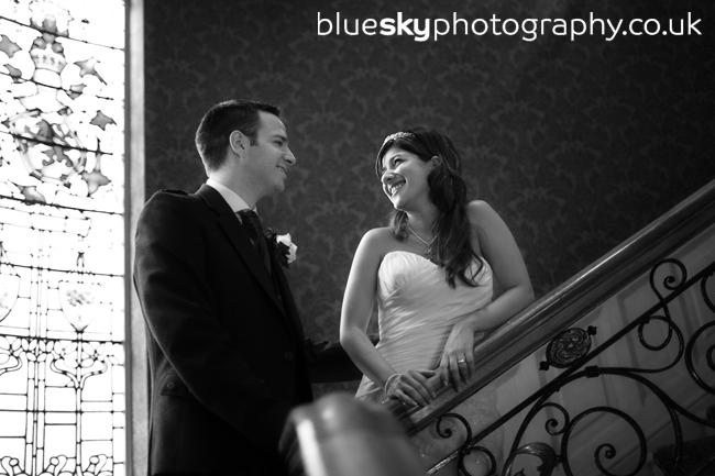 Tanya & Leo at The Balmoral Hotel, Edinburgh