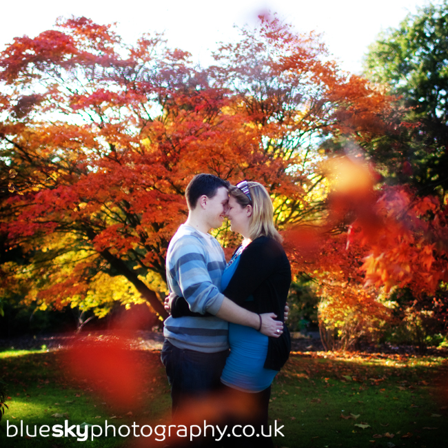 Claire & Euan at The Botanic Gardens, Glasgow