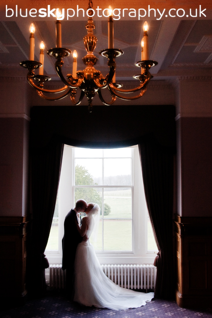 Rachel & John at The Norton House Hotel, Edinburgh