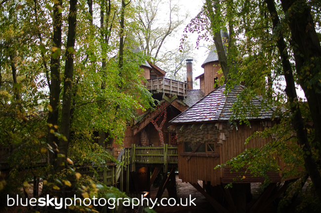 The Treehouse at Alnwick Castle Gardens