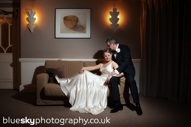 Amanda & Steve, The Balmoral Hotel, Edinburgh