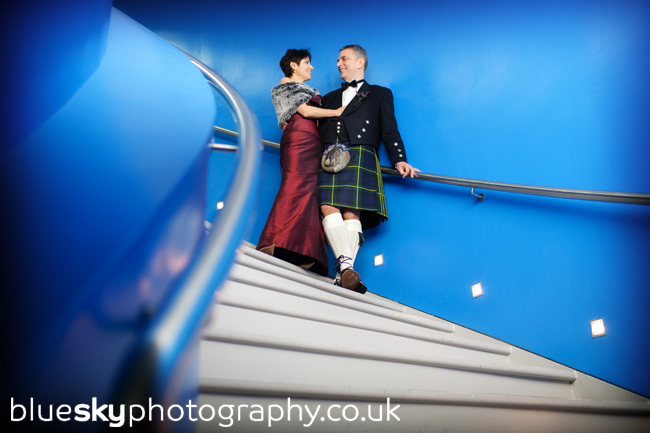 Juliette & Marcus, Dynamic Earth, Edinburgh
