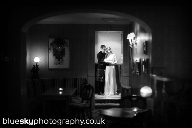 Catriona & Kevin at Rufflets Country House Hotel, St Andrews