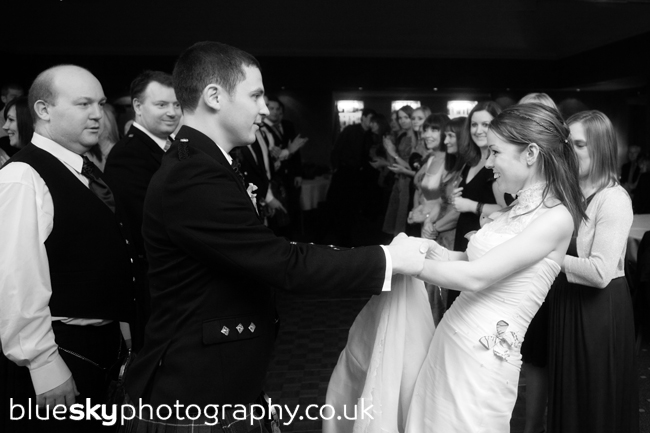 Catriona & Kevin's first dance