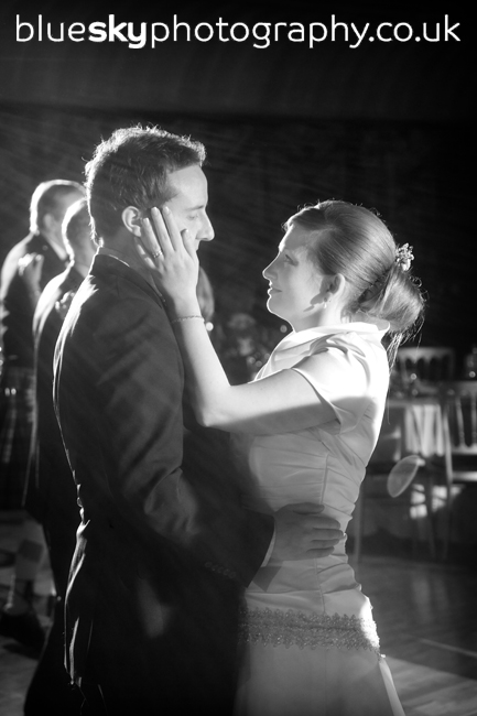 Lynn & Gavin, dancing at The Hub, Edinburgh
