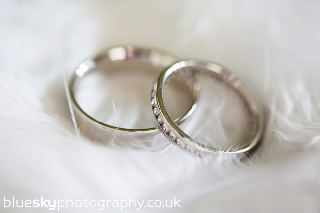 Debbie & Buchanan's rings