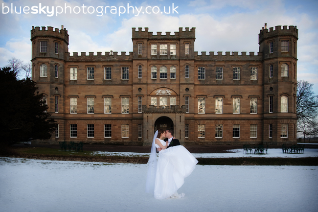 Debbie & Buchanan, Wedderburn Castle