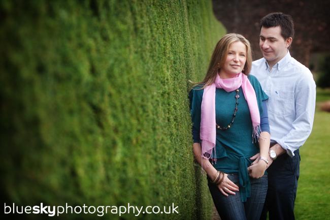 Ginny & Alan, The Botanics