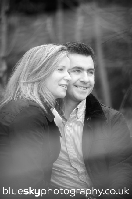 Ginny & Alan, The Botanic Gardens, Edinburgh