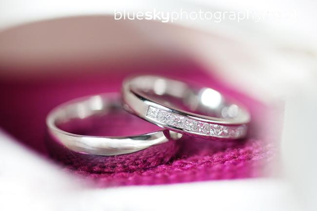 Leah & Paidi's rings