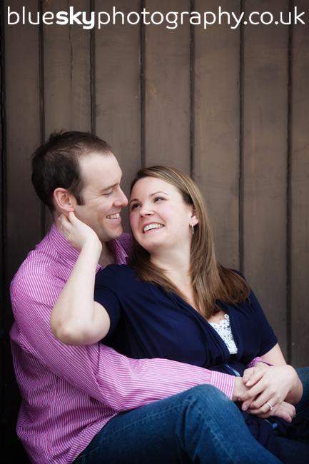 Caroline & Stuart
