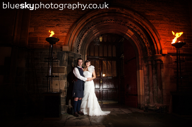 Katie & John, Mansfield Traquair, Edinburgh
