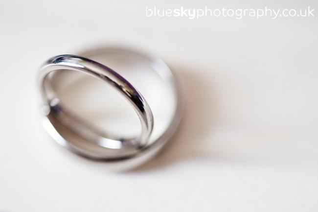 Felicity & Robin's wedding rings