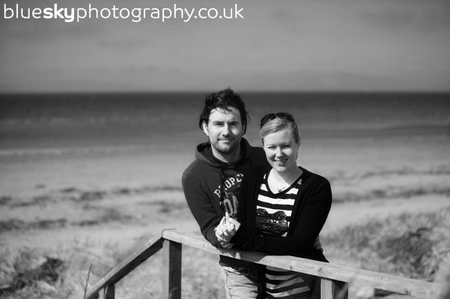 Fiona & Ian, Troon