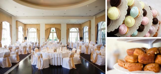 The Ballroom at Balbirnie House Hotel
